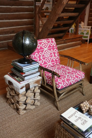 Eclectic Lake Cabin — Martell Interiors Design