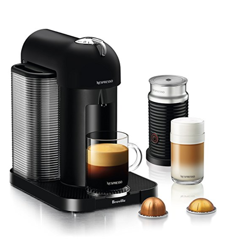 My Nespresso Machine that makes cafe quality coffee & Saves me so much $$!