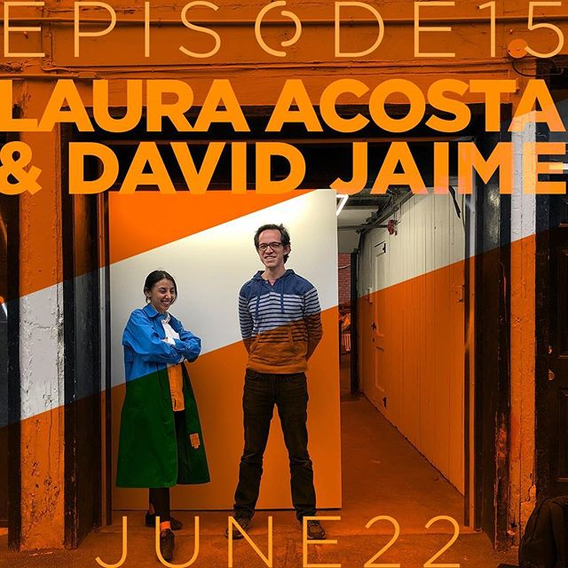 🍊🧡🍑🙊 Listen to @butterburro and @medicenkiko talking about their current exhibition at @tapmontreal visualsby the greatest @garywallawallas #interviewpodcast #contemporaryart #artpodcast #performanceart #collaboration