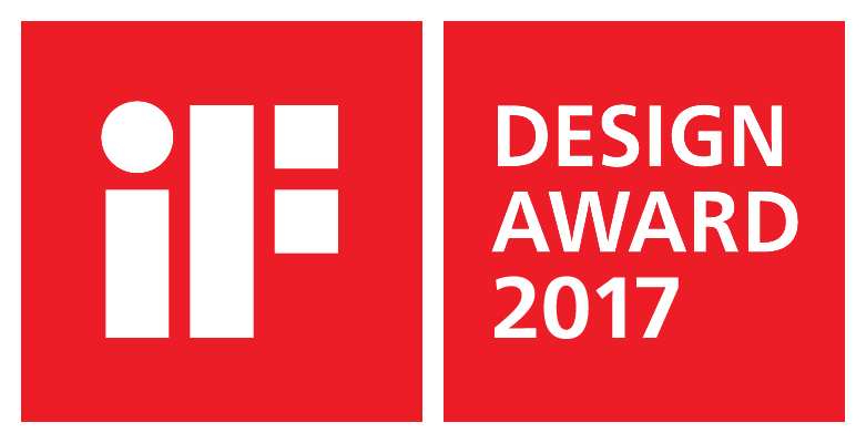 Copy of iF DESIGN AWARD