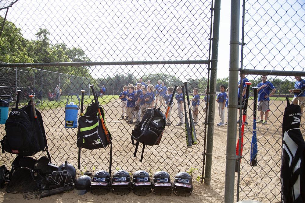 Day 8 - baseball, baseball, baseball