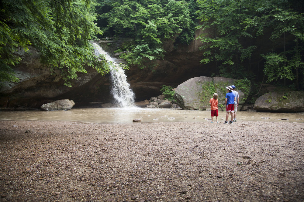 Day 16 - Ash Cave in Hocking Hills