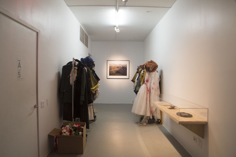 Exhibition view: New Museum. Photo credit: Jesse Untract-Oakner