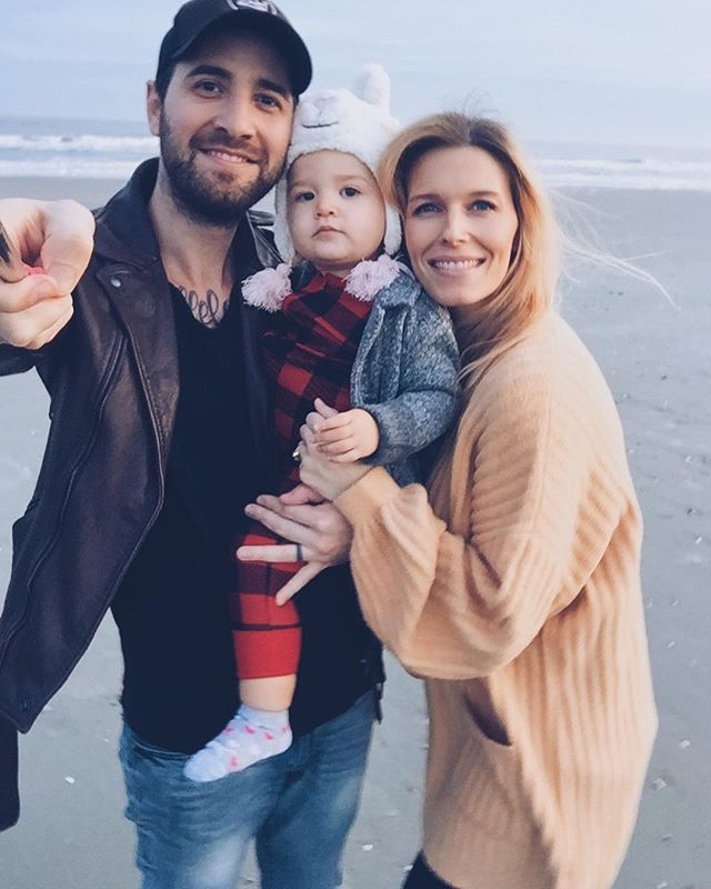 a chilly christmas beach break with my favorites!