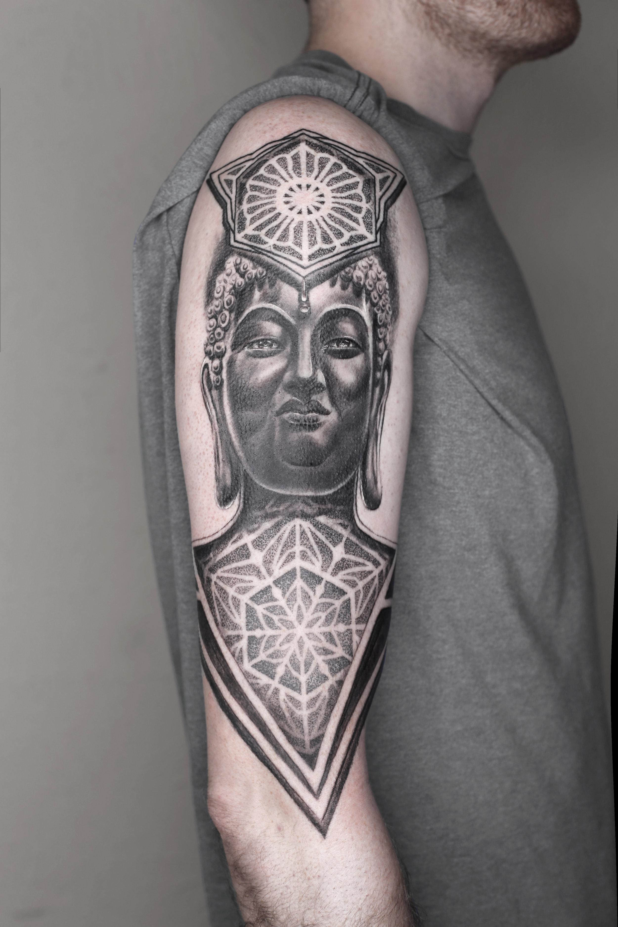 76ce57920ce02 buddah ejay tattoo dalls texas singleton tattoo ink master ink angel thomas  hooper trinity groves .