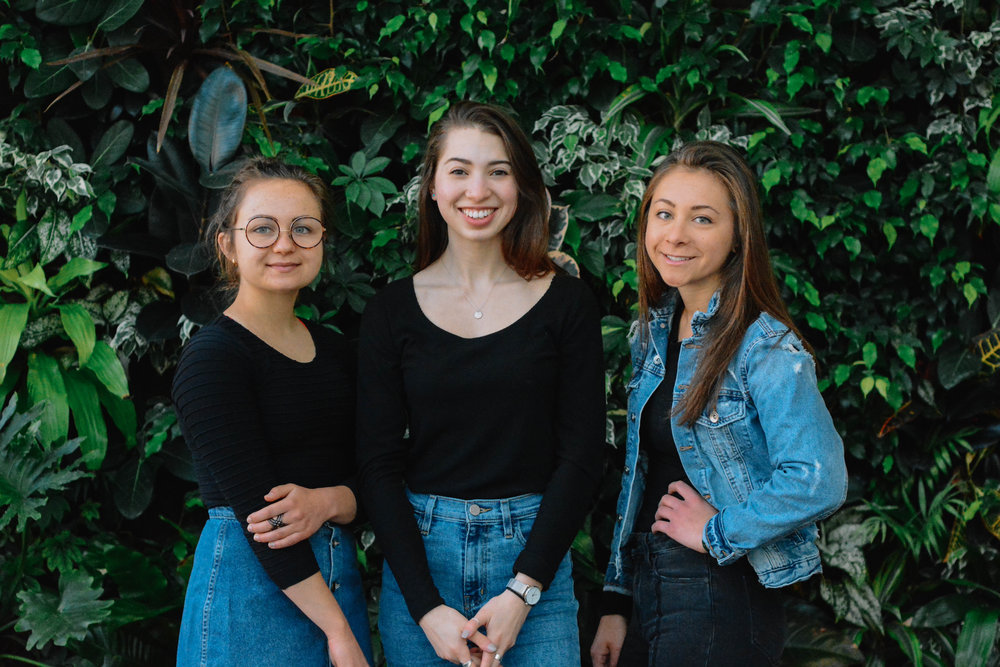 Atmos - A coffee and conversation collective encouraging interpersonal connections on campus.MADELINE HELLAND, ZOE DUNCAN-DOROFF, OLIVIA HELLAND