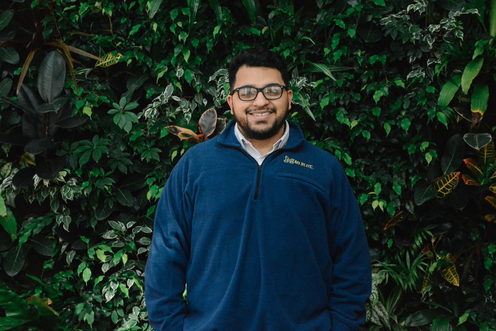 Cowboys Paying It Forward - A mentorship platform for first generation college students coming from Western International High School in southwest Detroit.RICARDO HERNANDEZ