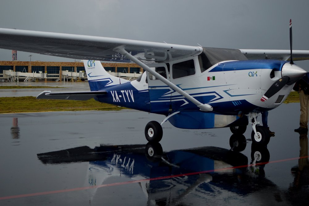 Cessna T206H Turbostationair -