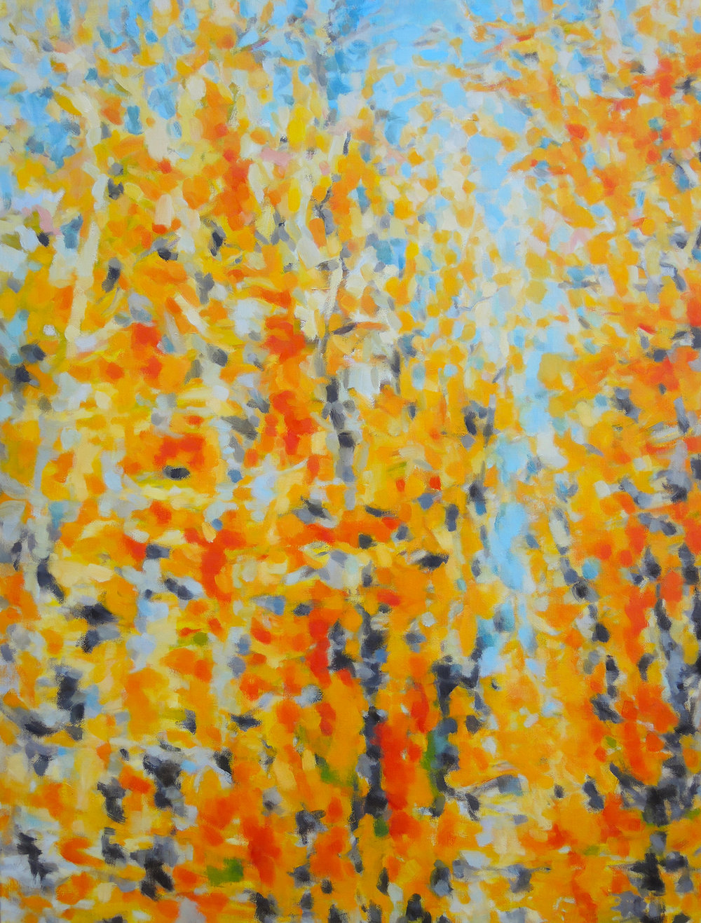 """""""Cascading Light"""" by Dolores Justus (c)2016"""