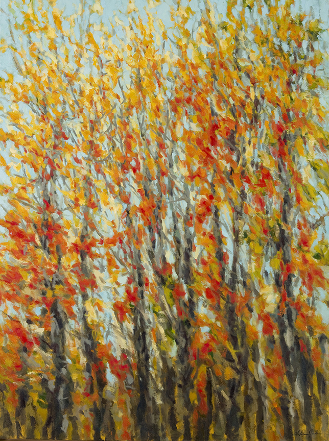"""Fall Dance"" by Dolores Justus (c)2011"