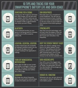 Phone Battery Tips