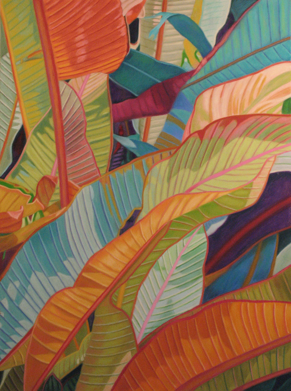 """Leaf Patterns"" by Toni Lindahl"