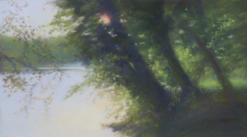 """""""Shimmering"""" by Deborah Squier"""