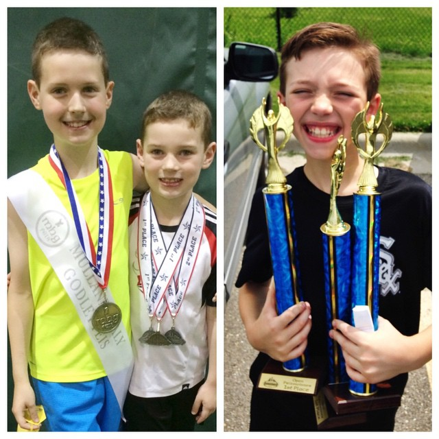 Last feis before Nationals and our men left with lots of hardware! #mcm #feis #irishdance #crosskeysid #nans2015