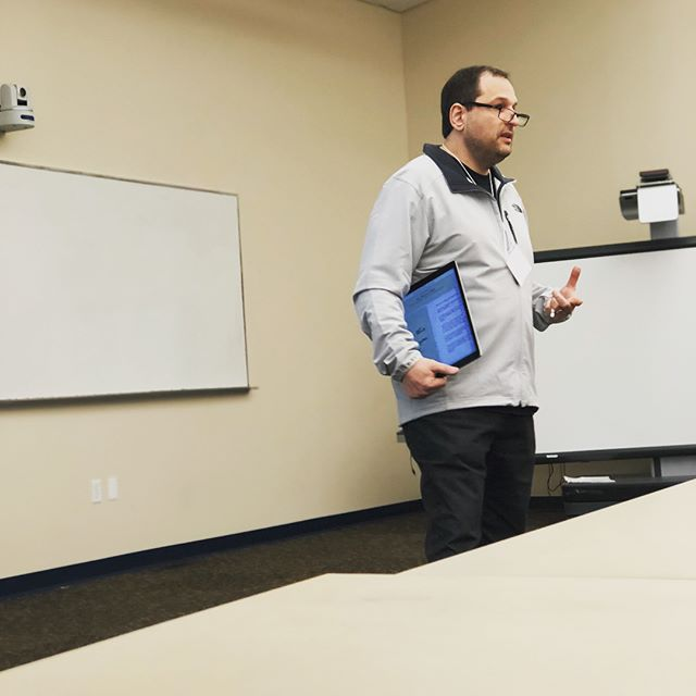 Dan crushed it at the 10th Annual UCF Counseling Conference! His talk about Trauma and Post-Traumatic Growth was educational, passionate, and inspiring! #godan #ucf #counseling #traumaeducation