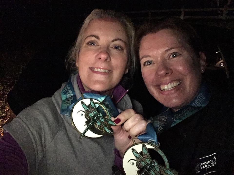 Cheryl and Kerry Moors Valley 10k.jpg