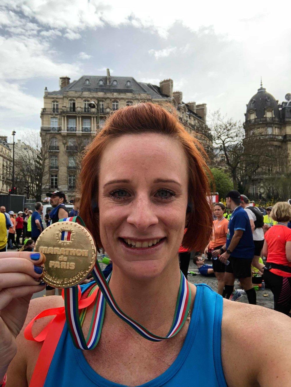 Finish Paris 2018