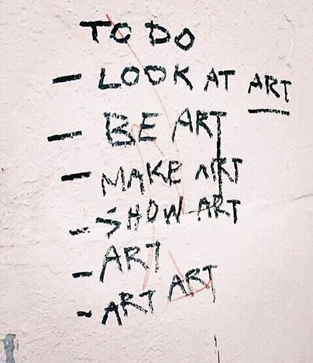 Every day to do's  #art #sculpture #artist