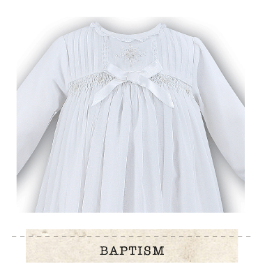 Christening Dress and Bonnet