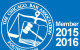 Proud Member of the Chicago Bar Assoc.