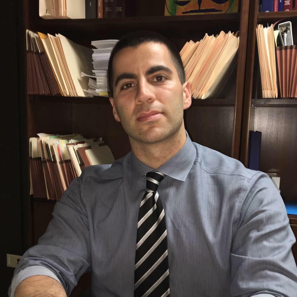 Jordan Greenberg