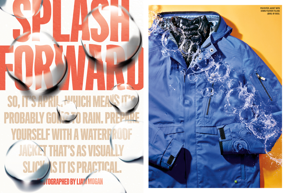 Sharp Magazine / April 2014 Spring Jackets