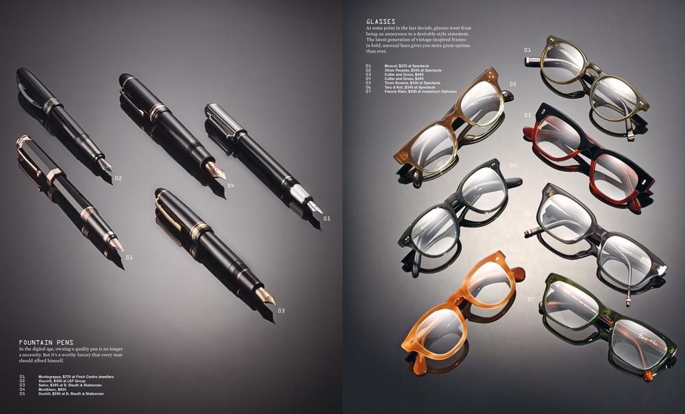 Sharp Magazine / BFM FW14 Style