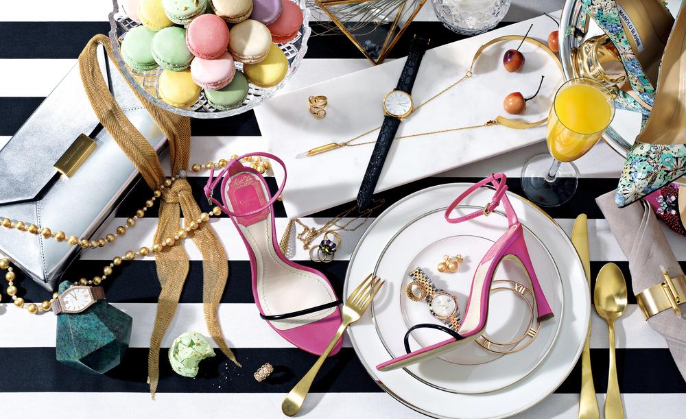 S Magazine / Tea Party