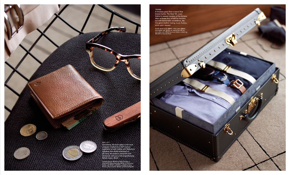 Sharp; The Book For Men (FW'14)