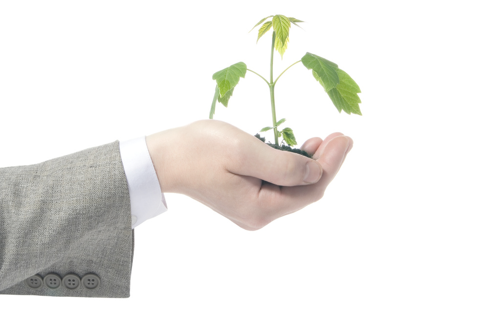 We do business with conscious! -