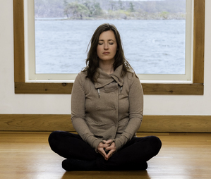 angela meditate