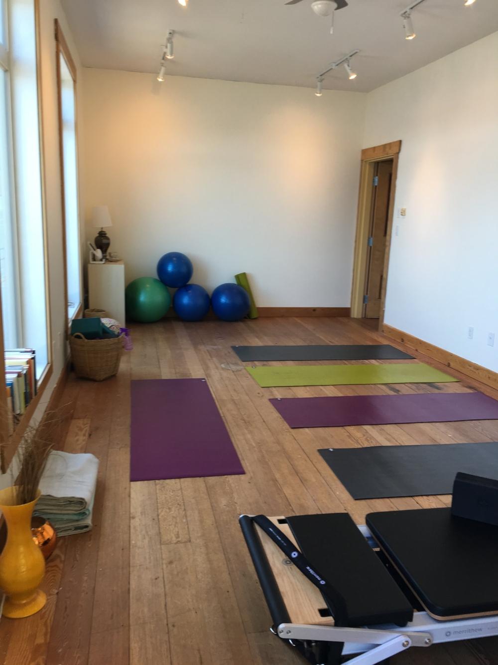 pender island yoga