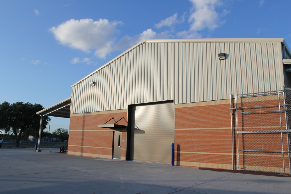McMullen ISD Ag & Maintenance Building