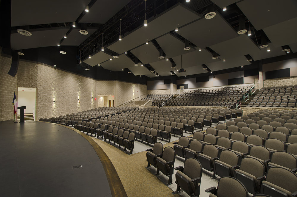 karnes city performing arts center