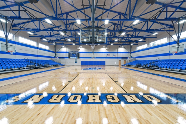 George West H.S. Gym