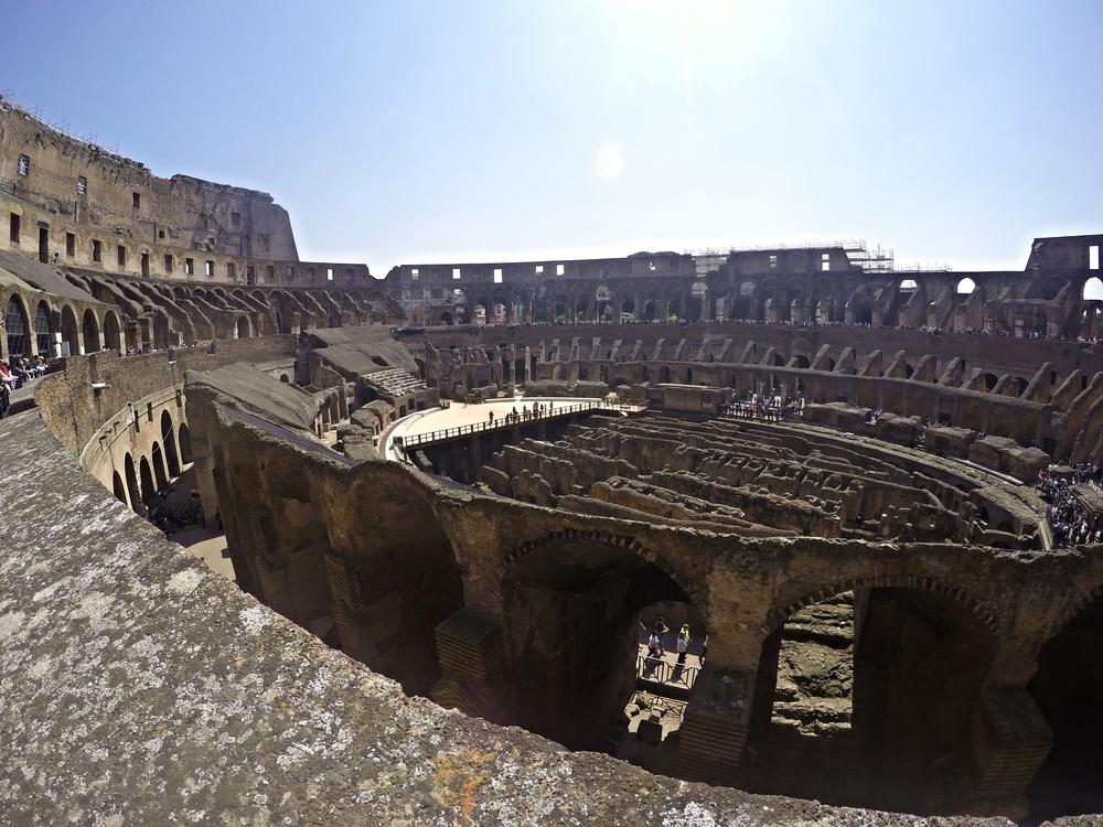 Picture: The Colosseum, Rome 2015