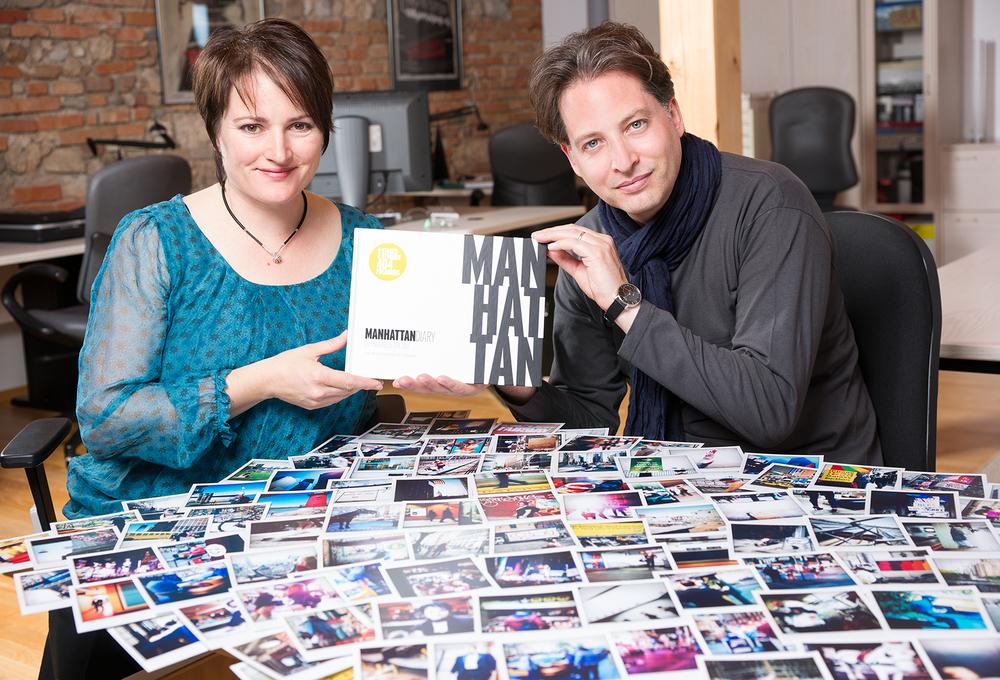 Manhattan Diary von Susanne und Florian Wagner
