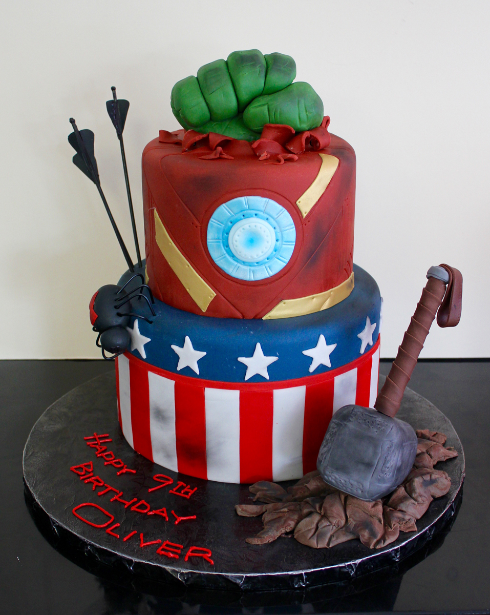 Kids Birthday Cakes Sweet Retreat Cupcake Boutique