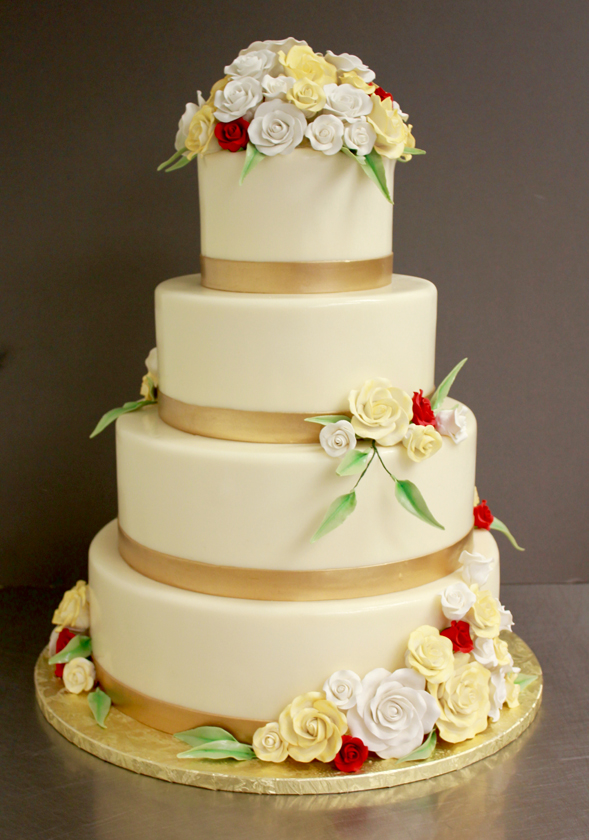 Wedding Cakes — Sweet Retreat Cupcake Boutique