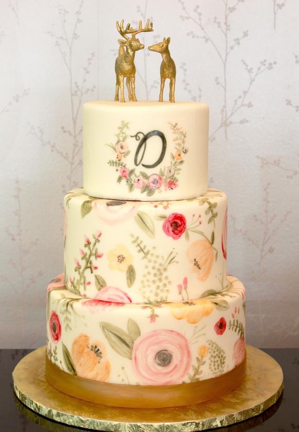 Wedding Cakes — Sweet Retreat Cupcake Boutique