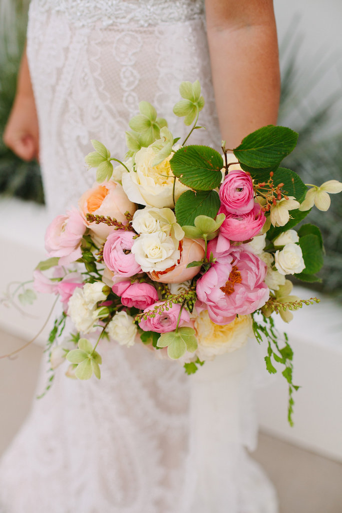 Bridal Bouquet Bridesmaid Pink Peony.jpg