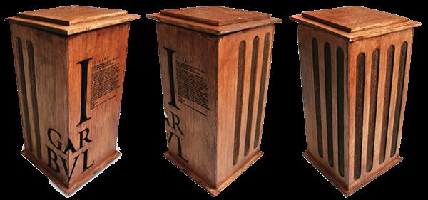 Initial Design - Prototype Box
