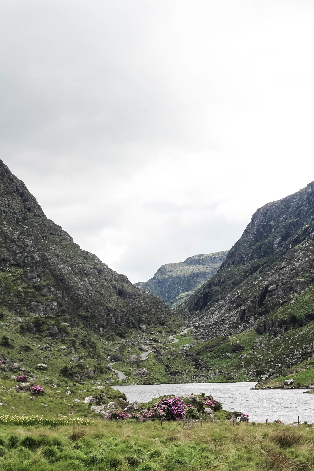 Gap of Dunloe near Killarney, Ireland - Things to do in Ireland - True North Paper Co. Blog