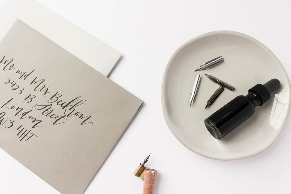 Envelope Addressing Guidelines - Wedding Envelope Etiquette - True North Paper Co.