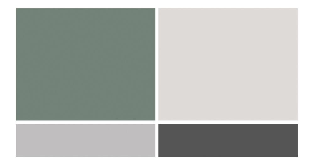 Fall Wedding Color Palette - True North Paper Co.