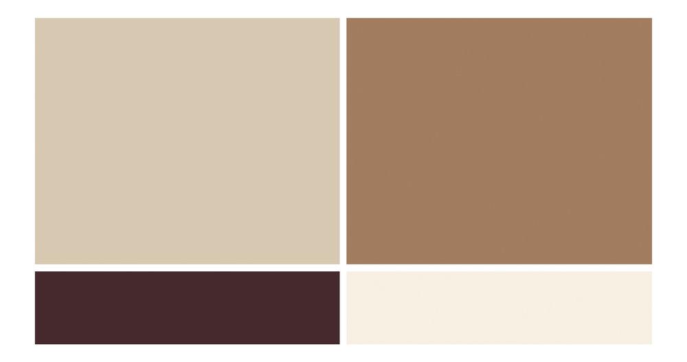 Wedding Color Inspiration - True North Paper Co.