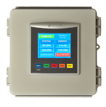The unique Eco-Flow-C® Aquatic Controller.
