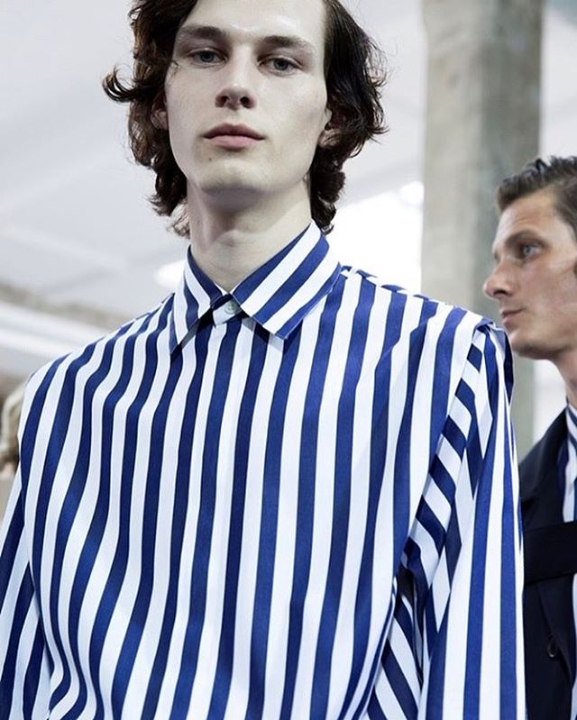 Bold Stripes 🔵 #marni