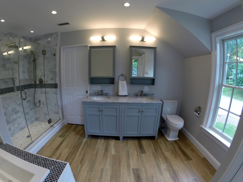 Bathroom Design and Remodel in Essex CT | Shaw Remodeling