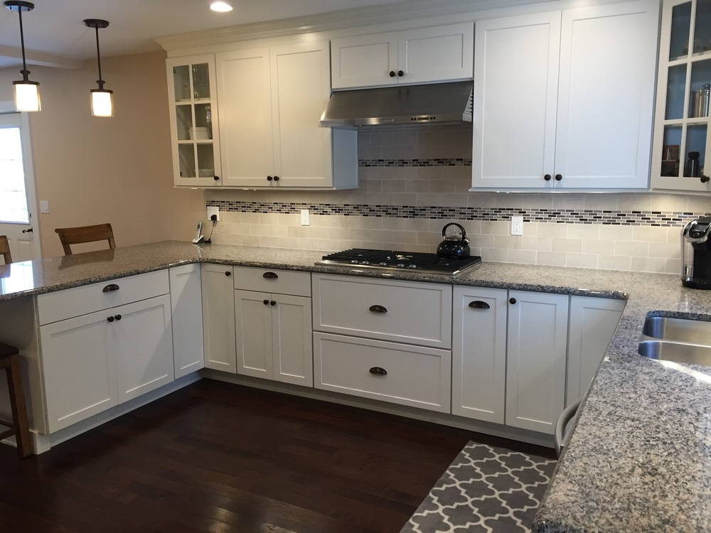 Kitchen Design and Remodel in Niantic CT | Shaw Remodeling